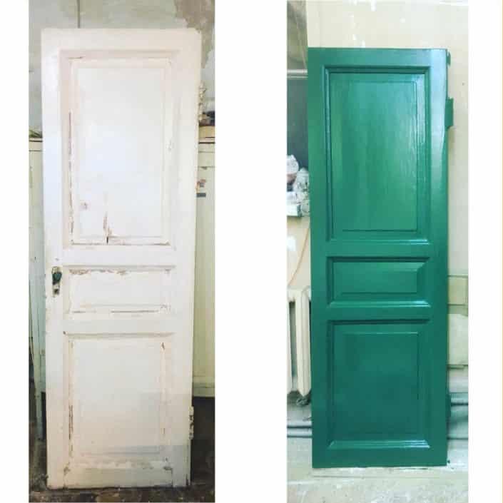 ремонт и восстановление дверей в СП-б