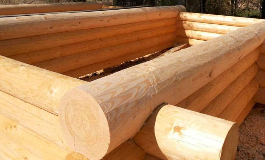 срубы, деревянные дома, беседки